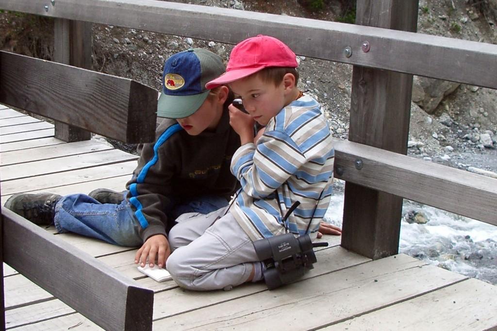 Schweizerischer Nationalpark Children's Trail