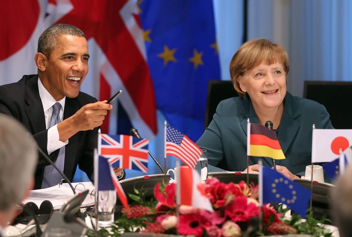 G7 Leaders Discuss Ukraine Crisis
