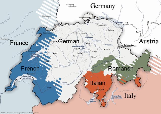Switzerland Where Multilingualism Works Listen Learn